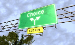 Do Choices Cause Stress?